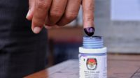 Tinta Bekas Coblosan Pemilu dan Sahnya Wudhu