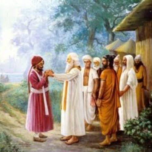 Kisah Guru yang Memukul Anak Raja Tanpa Sebab