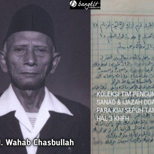 Ajian Lembu Sekilan Kiai Wahab Chasbullah dan Sholawat Pengusir Jin