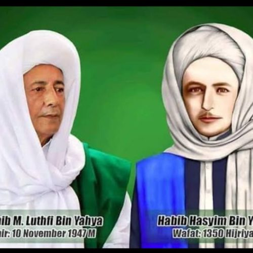 Kisah Nabi Khidir Mendidik Kewalian Kakek Habib Luthfi Selama 9 Tahun