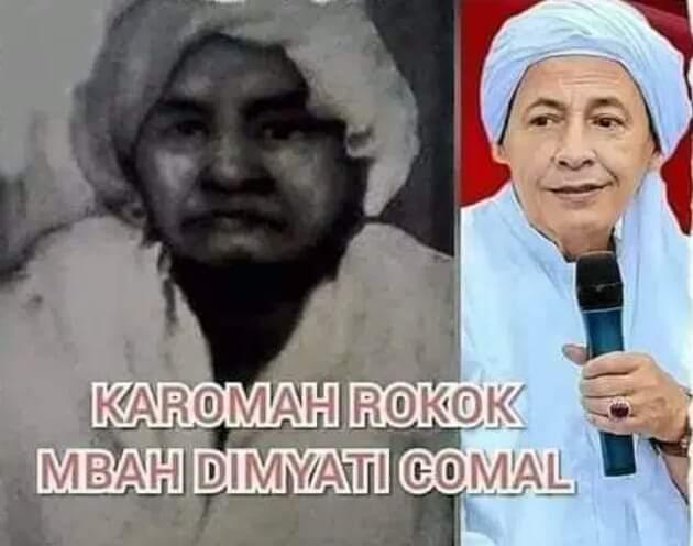 Habib Lutfi Bin Yahya Kisahkan Karomah Rokok Mbah Dimyati Kedawung